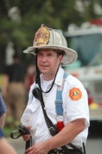 Deputy Chief Stephen Kalman, City of Hackensack FD, NJ