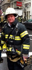 FDNY Battalion Chief Mike Meyers