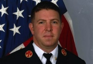 Robert C. Simmons -Assistant Chief in the U.S. Army Garrison Red Cloud Fire Department, South Korea