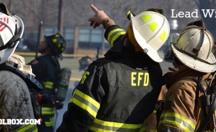 Fire Officer training with Firefighter Toolbox