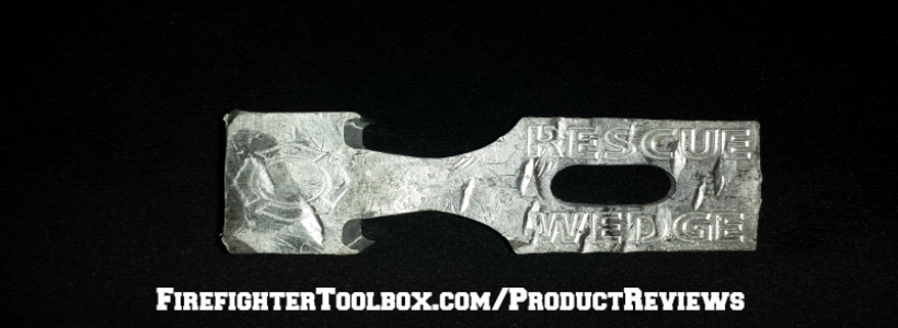The Rescue Wedge Review Firefightertoolbox
