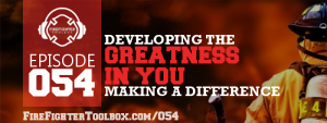 054 - Greatness is in You
