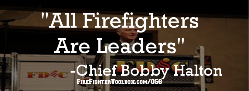 056 Chief Bobby Halton Quote 1