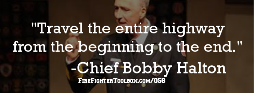 056 Chief Bobby Halton Quote 2