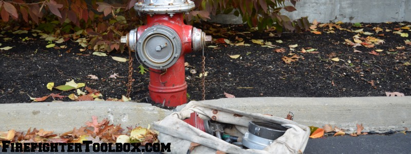 Hydrant Firefighter Toolbox