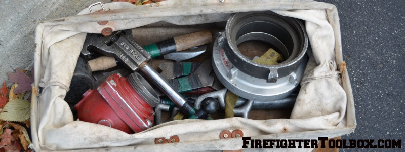 Hydrant Bag and tools- firefighter toolbox