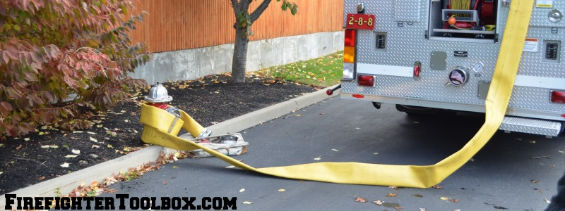 Wrap The Hydrant - Firefighter Toolbox