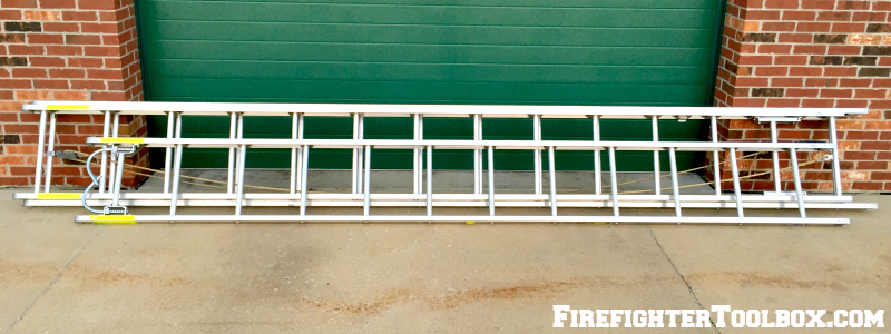 Ground Ladders Firefighter Toolbox