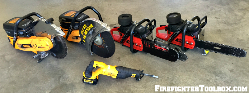 Power Saws - Firefighter Toolbox