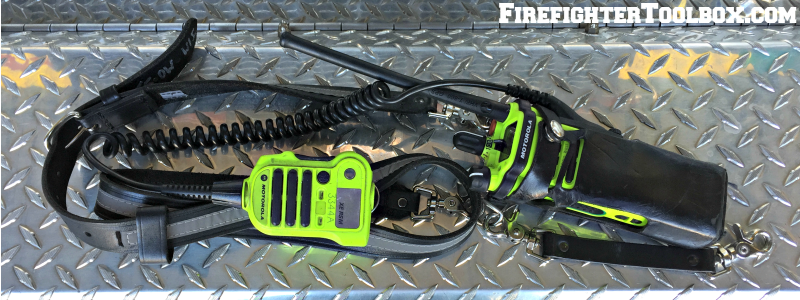 Portable Radio - Firefighter Toolbox