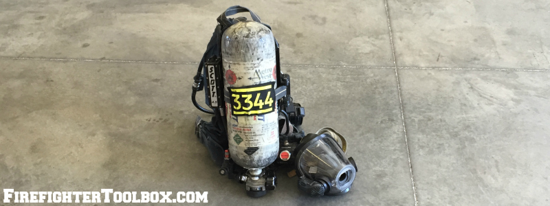 SCBA Firefighter Toolbox