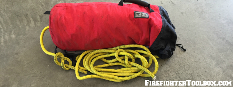 Firefighter Toolbox Rope Bag