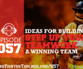 057 Step Up Your Teamwork (Thumbnail)