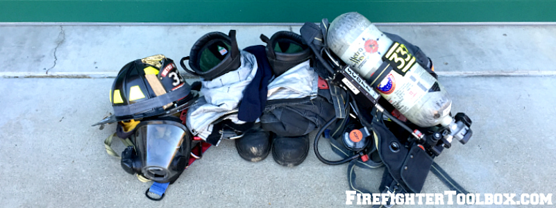 Turnouts and SCBA