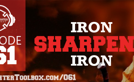 061 - Iron Sharpens Iron Episode Banner