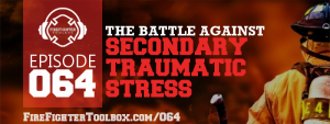 064 Secondary Traumatic Stress - Banner