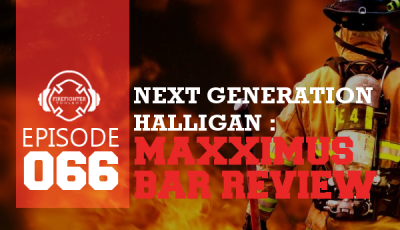 066 - Maxximus Bar Review - FFTB Frontpage Thumbnail
