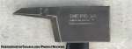 The head of The Pig