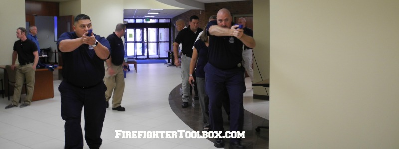 Active Shooter Training - Firefighter Toolbox
