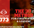 073 - The 3U Method for Firefighters and Leaders - FFTB Frontpage Thumbnail